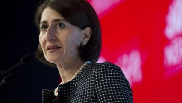"""""""Always upfront with what I knew at the time"""":  Gladys Berejiklian."""