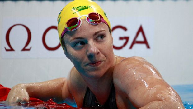 Emily Seebohm suffers from asthma.