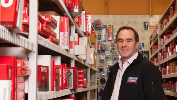 Darryl Abotomey  of  Bapcor, which  has received a string of approaches for a footwear retailing business and a resource ...