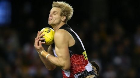 Nick Riewoldt's future at the Saints has been under scrutiny in recent weeks
