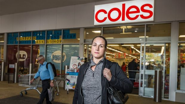 Coles supermarket employee Penny Vickers has won the right for a full bench hearing in the Fair Work Commission.