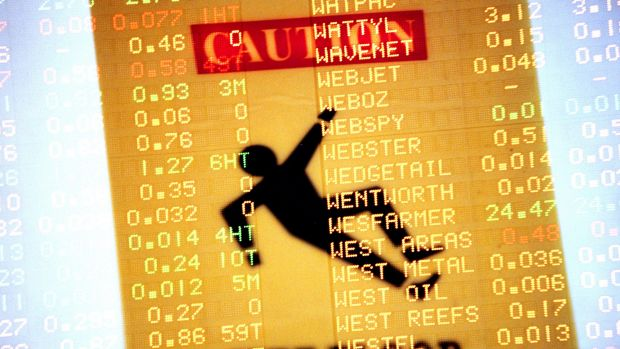 Weighing heaviest on the ASX on Monday was a 1.9 per cent slide in Telstra.