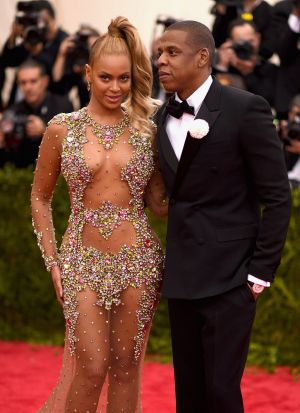 "Jay Z and Beyonce attend the ""China: Through The Looking Glass"" Costume Institute Benefit Gala at the Metropolitan ..."