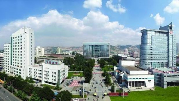 Jiaotong University in Lanzhou.