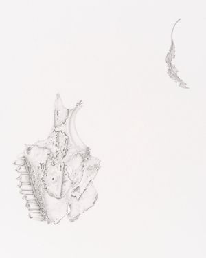 Sharon Field, <i>God Works in Mysterious Ways</i> in <i>Some Things Only Become Clear Much Later…</i>  at Form Studio ...