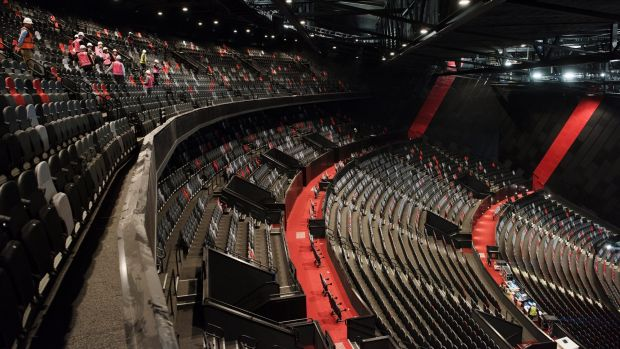 the factory theatre sydney capacity measurements-#29