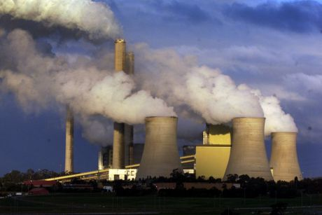 La Trobe Valley's Loy Yang coal-fired power station is among the country's biggest polluters.