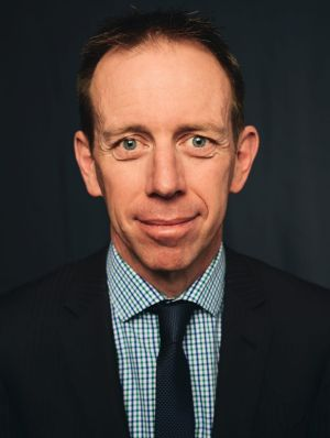 Greens leader Shane Rattenbury.