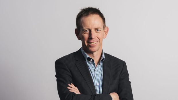 ACT Greens leader Shane Rattenbury.