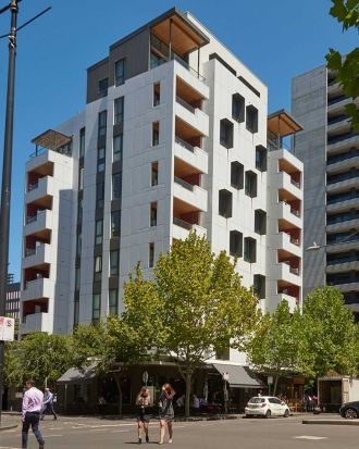 6. Forte: The 10-storey Forte apartment block in Melbourne was until this year the tallest wooden building in the world, ...