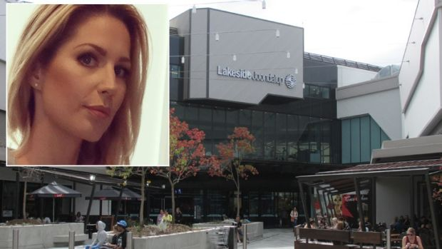 Rebecca Britten expressed her shock over what appears to be a gay sex hotspot at Lakeside  Joondalup.