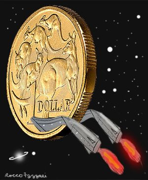 With a bit of work and diversification of assets, you can put a rocket on your investments. Illustration: Rocco Fazzari