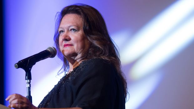 Billionaire Gina Rinehart's wealth could get more than 25,000 companies going, according to the index.