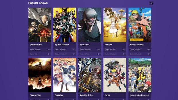 Adult anime series streaming free