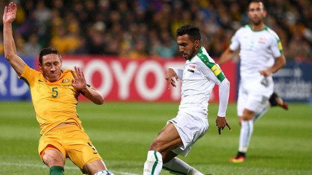 Mark Milligan is hoping for a chance to shine in the friendly against Brazil.