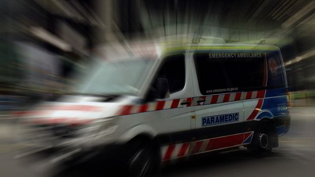 Woman trapped under derelict Melbourne house for four days