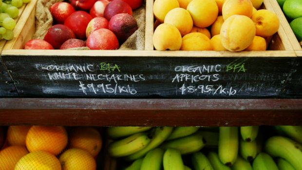 50 per cent of the 332 audited fruit and vegetable retailers were non-compliant with trade measurement law.