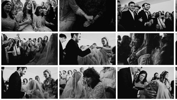 A Melbourne wedding by Dan O'Day, one of four images he submitted to be named the best wedding photographer in Australia ...