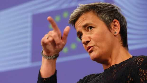 Margrethe Vestager, European Commissioner for Competition, says the ruling against Apple stands.