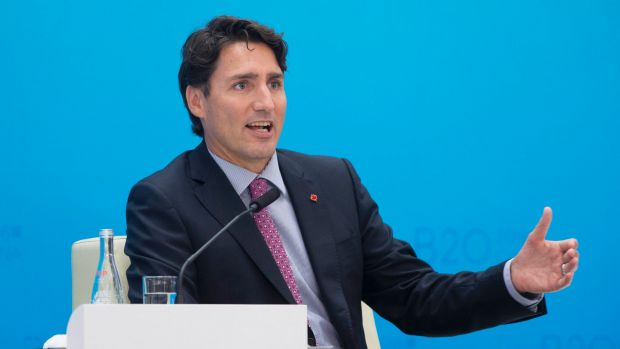 Canadian Prime Minister Justin Trudeau will co-host a session with Bill Shorten at the Global Progress conference in ...
