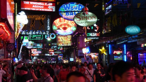 Pattaya, 100 kilometres south-east of Bangkok, has been trying to clean up its sleazy reputation.