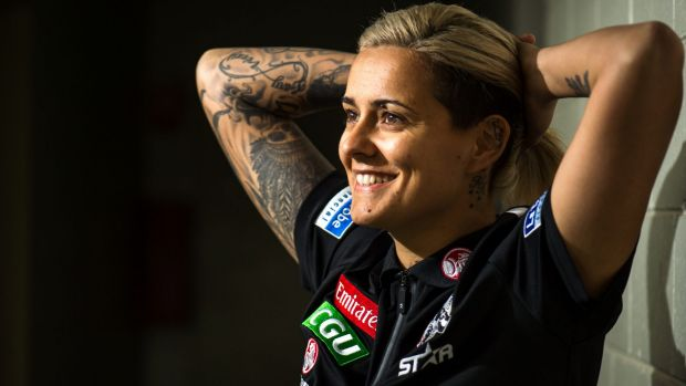 Moana Hope booted six goals for the Bulldogs and will play for Collingwood next year