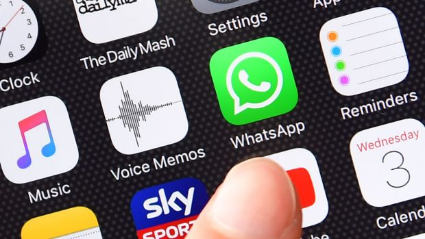 Farkash discovered group chats on WhatsApp were breaking her data cap.