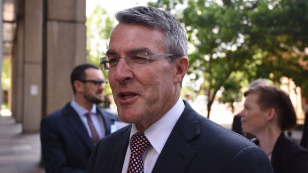 Shadow attorney-general Mark Dreyfus has called on Mr Brandis to resign.