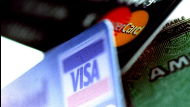 NAB is switching its credit card customers to Visa.