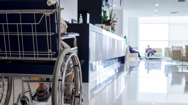 Aged care is expected to be a burden on Australia in years to come.