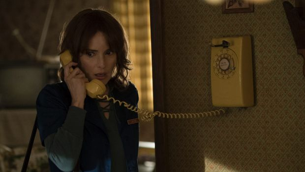 Stranger Things, starring Winona Ryder, has been a big winner at this year's awards.