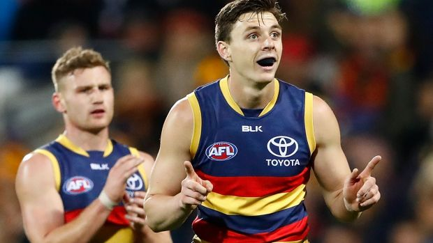 Prized Adelaide key defender Jake Lever has put off talks on a new contract until the new CBA is completed.