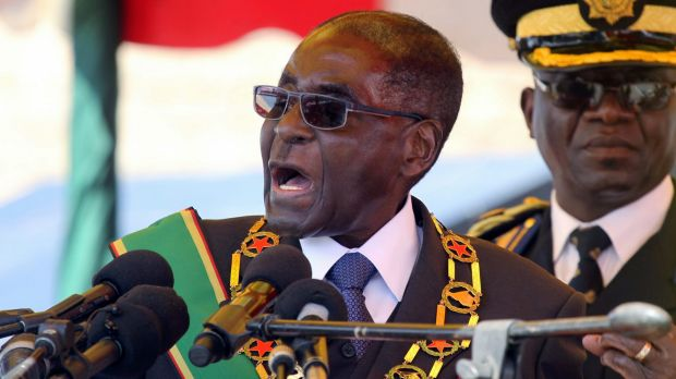 Zimbabwean President Robert Mugabe's regime was an unintentional beneficiary of Och-Ziff's bribes, the US Securities ...