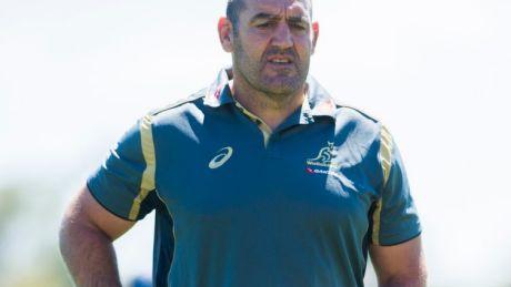Mario Ledesma will leave the Wallabies set up this month.