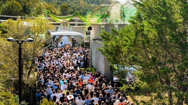 Nestled on the edge of Lane Cove National Park in Sydney's north is the Church of Scientology's largest centre outside ...