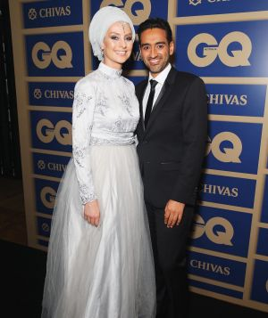 Susan Carland and her husband, <i>The Project</i> host Waleed Aly.
