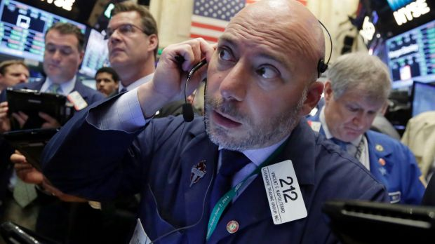 Markets Right Now: Indexes decline as tech stocks fall