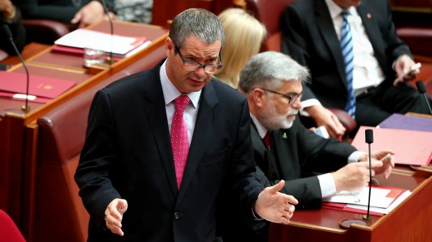 Former senator Stephen Conroy is the executive director of a new gambling lobby group.