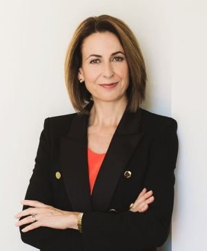 """Virginia Haussegger: """"The gender pay gap is entrenched."""""""