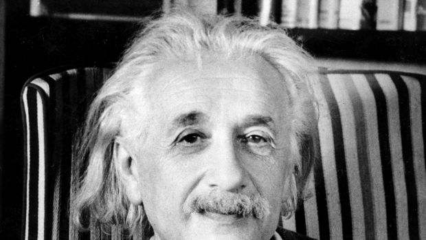 """Albert Einstein: """"If you can't explain it simply, you don't understand it well enough.''"""