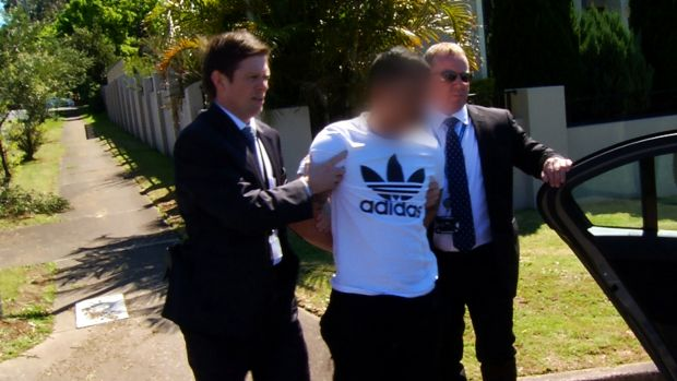 NSW Police arrest Kevin Ly over the alleged murders of drug cook Son Thanh Nguyen and girlfriend Thi Kim Lien Do in ...