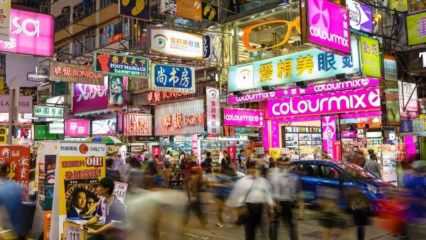 Asia will soon have more than 50 per cent of the world's middle-class.