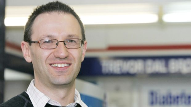Moral objections ... Griffith chemist Trevor Dal Broi, whose religious beliefs stop him dispensing contraceptives, tells ...