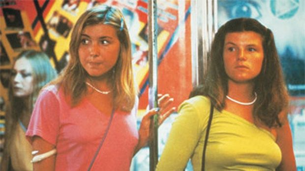 Too much, too young: The film Puberty Blues examined teenagers' growing pains.