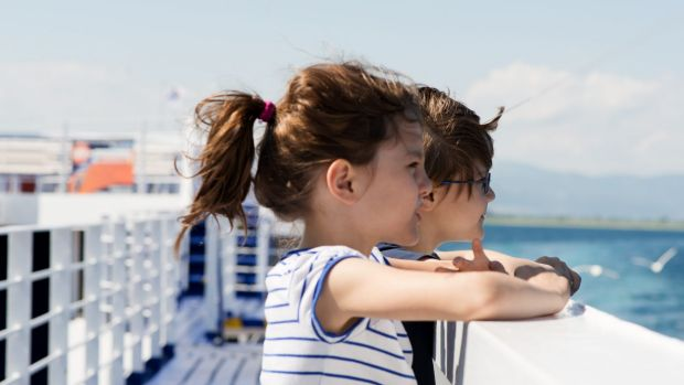Big resort-style ships offer an amazing array of facilities for all age groups.