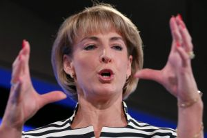Minister for Women and the Minister for Employment: Michaelia Cash.