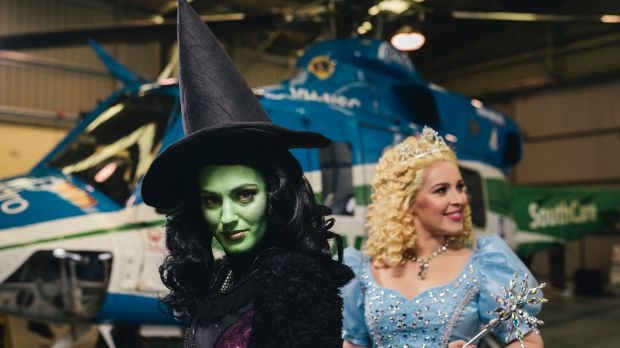 Free Rain S Wicked Musical Launch Before Opening At