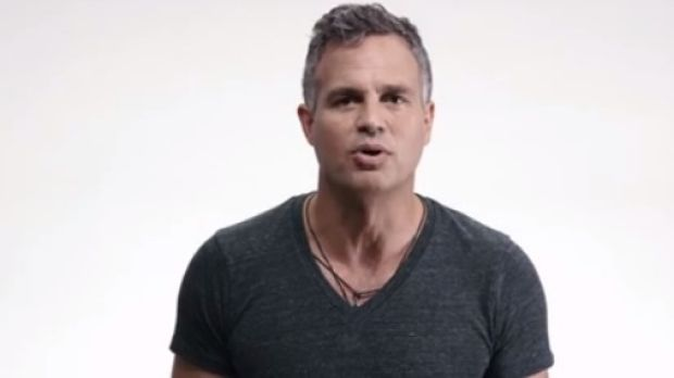 The ad promised Mark Ruffalo would do a nude scene if they were successful.