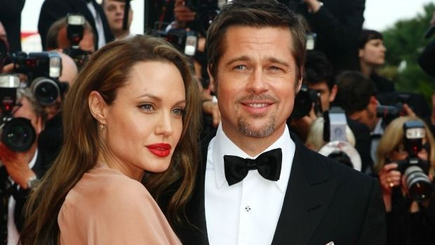Brangelina - Brad Pitt and Angelina Jolie - came to an end in 2016. And helped created the worst word for 2016 - ...