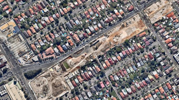 Parts of Haberfield are tipped to be hit with a substantial increase in traffic once WestConnex is completed.